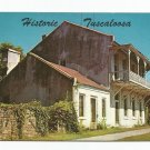 Old Stagecoach Inn Tuscaloosa Alabama Postcard