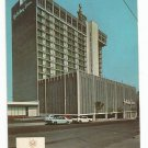 Holiday Inn Downtown El Paso Texas Postcard 1960s
