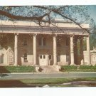 Winnie Davis Hall US Navy Supply Corps School Athens Georgia Postcard