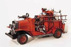 SimpleYears American Fire Engine Gramm Howard 500 gpm 1927  JL083