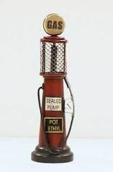 SimpleYears Small Red Gas Pump w/mesh  JL049