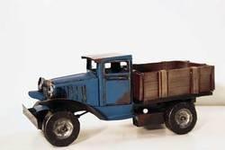 SimpleYears Blue cab box truck  JL124-1