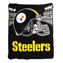 Pittsburgh Steelers Micro-Rascel NFL Throw  Nor1Pit-060Stadium