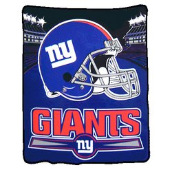 New York Giants Micro-Rascel NFL Throw   Nor1NYG-060Stadium
