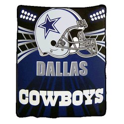 Dallas Cowboys Fleece NFL Blanket   Nor1Dal-031Series