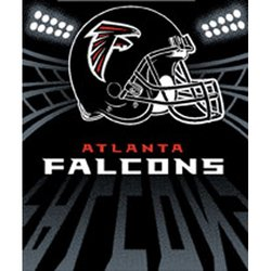 Atlanta Falcons Fleece NFL Blanket   Nor1Atl-031Series