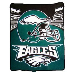 Philadelphia Eagles Micro-Rascel NFL Throw    Nor1Phi-060Stadium