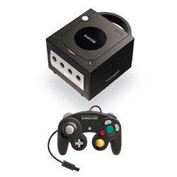 Gamecube Black    GCUBEBLACK