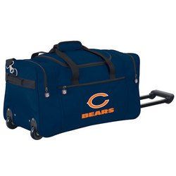 "Chicago Bears NFL ""Rolling Duffel"" Cooler by Northpole Ltd."