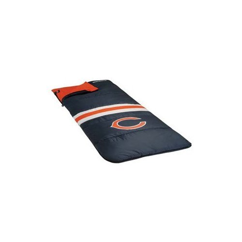 Chicago Bears NFL Sleeping Bag by Northpole Ltd.