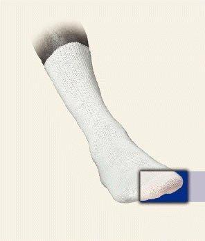 Albahealth  Diabetic Socks Size Medium - Large in Black