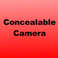 Concealable Camera