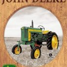 John Deere 320-Tin Sign