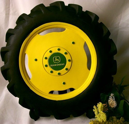 John Deere Tractor Tyre : Stepping stone tractor tire john deere collectible
