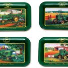 John Deere Change Tray-Set of 3