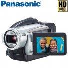 PANASONIC® HIGH DEFINITION VIDEO CAMCORDER/CAMERA