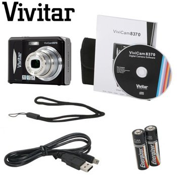 VIVITAR® ViviCam 8.0MP DIGITAL CAMERA