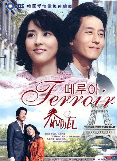 2009 Brand New TERROIR Korean Drama DVD [ 9 DISC ]