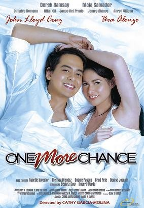 NEW ONE MORE CHANCE TAGALOG FILIPINO DVD JOHN LLYOD BEA ALONZO