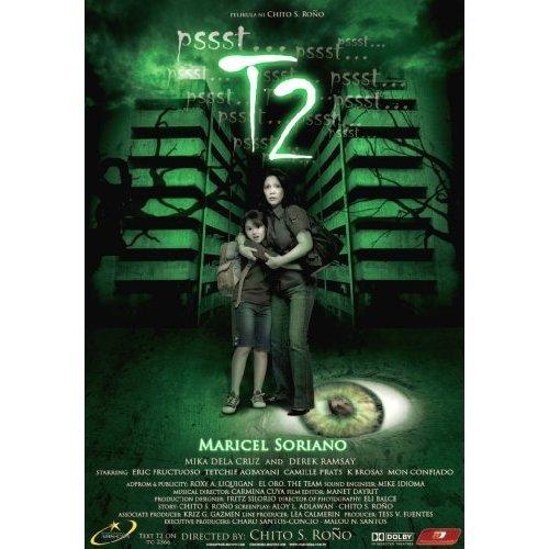 T2 HorrorFilipino Tagalog DVD Maricel Soriano