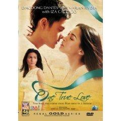 ONE TRUE LOVE Filipino Tagalog DVD MARIAN RIVERA DINGDONG DANTES