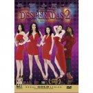 2009 DESPERADAS 2 Filipino DVD MARIAN RIVERA RUFFA GUTIERREZ