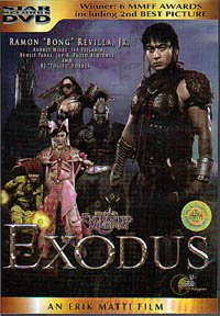 NEW EXODUS Filipino DVD RAMON BONG REVILLA AUBREY MILES