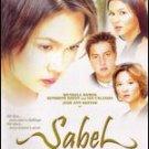 NEW SABEL MOVIE Filipino DVD JUDY ANN SANTOS WENDELL IZA CALZADO