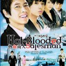 2010 NEW Hot Blooded Salesman [8Disc] Korean Drama DVD