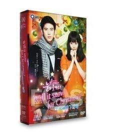 NEW 2010 Will it Snow [8DISC] KOREAN DRAMA DVD