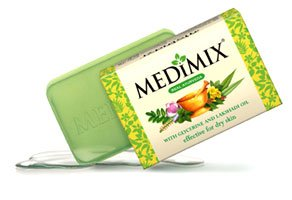 Medimix Soap Glycerine & Lakshadi Oil 125g