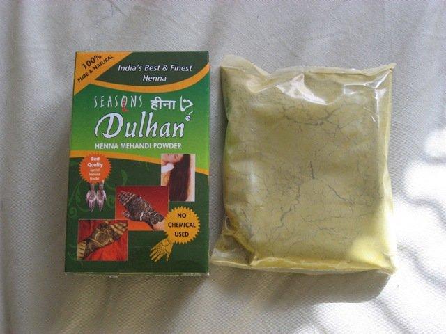 Henna Mehndi Powder 100g | Seasons Dulhan Henna Mehandi Powder