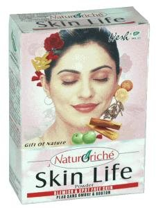 Hesh Skin Life Powder 50g - Anti-Wrinkle, Skin Protection