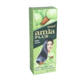 Emami Amla Plus Herbal Hair Oil 200 mL