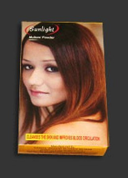 Multani Powder 100g Sunlight | Multani Herbal Face Skin Cleanser