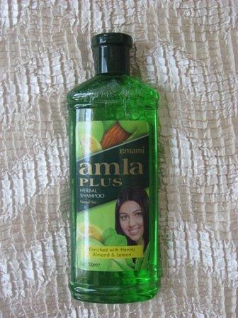 Emami Amla Plus Herbal Shampoo 300 ml
