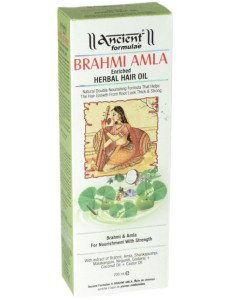 Hesh Ancient Formulae Brahmi Amla Herbal Hair Oil 200ml