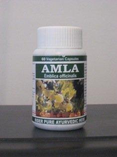 Amla Capsules 500mg | Amla Emblica Officinalis