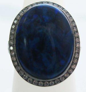 Black Opal Ring 2