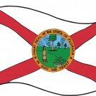 Florida State Flag Wall Decal
