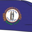 Kentucky State Flag Wall Decal