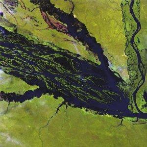 Jau National Park As Art on Canvas