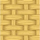 Basket Weave Pattern Wall Decal