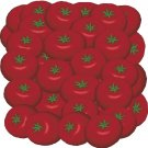 Tomatoes Pattern Wall Decal