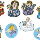 Angels Wall Decal Assortment Packs