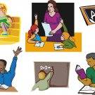 Classroom Wall Decal Assortment Packs