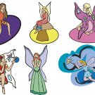 Fairies Wall Decal Assortment Packs