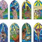 Old Testament Wall Decal Assortment Packs