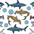 Sharks Wall Decal Assortment Packs