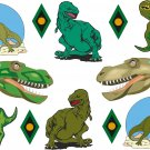 T-Rex Tyrannosaurus Rex Wall Decal Assortment Packs